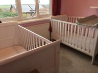 baby bed (used)