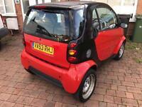 2003 smart car