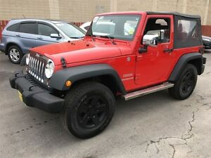 2010 Jeep Wrangler Sport, Manual, 4x4