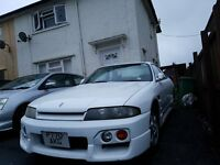 Nissan Skyline R33 2.5 GTST For sale, MOT until November 2017, 2.5L Turbo