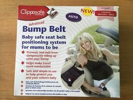 Clippasafe Bump Belt for Mums to be-Model No 57/5