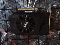 NVIDIA GTX 650 2gb (Palit)