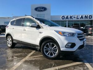 2017 Ford Escape SE/Ext Warranty Inc/Fin upto 72 Months at 1.9%