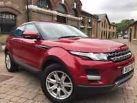 RANGE ROVER EVOQUE 2.2 ED4 PURE 5 DOORS**FULL LAND ROVER SERVICE HISTORY**1 OWNERS**