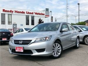 2014 Honda Accord Sedan LX - Rear Camera - Bluetooth