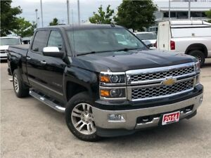 2014 Chevrolet Silverado 1500 2LZ**LEATHER**SUNROOF**REMOTE STAR