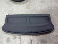 BMW compact parcel shelf