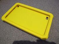 TechGear rubber bumper cover for Amazon Fire tablet