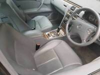 Mercedes w210 E Class grey Electric seats with door cards