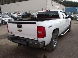 2010 CHEVROLET SILVERADO 1500 LS EXTENDED CAB 4WD Prince George British Columbia image 7