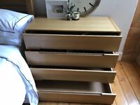 Chest of 4 Drawers by Dwell