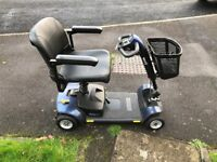 Mobility scooter for sale. Excellent condition with battery.