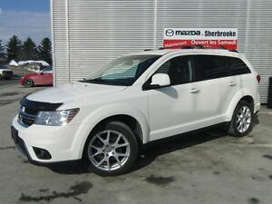 2013 Dodge Journey Crew V6 3.6L AUTOMATIQUE BI-ZONE CAMÉRA DE RE