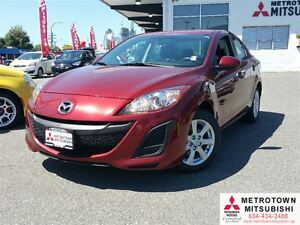 2011 Mazda MAZDA3 GX; Local, Immaculate