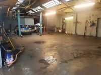 Bussines Garage auto Sale Rent workshop