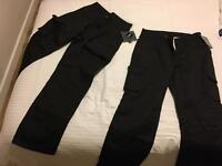 Men's safety trousers