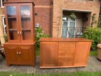 Sideboard cupboard nest of tables * delivery*