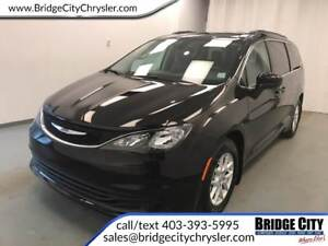 2017 Chrysler Pacifica Touring 3.6L Pentastar, 9 speed automatic