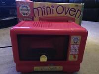 Kids mini toy oven