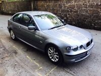 BMW COMPACT. 54 REG. £675. Drives away yes £675