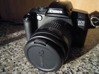 Canon EOS 5000 35mm SLR Film Camera with 38-76mm Canon zoom lens