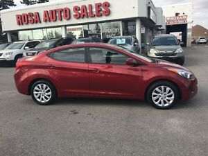 2011 Hyundai Elantra GLS FWD 4 NEW TIRES PW PL PM NO ACCIDENTS L
