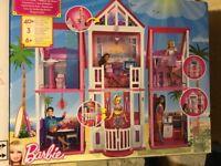 Barbie California Mansion Playhouse