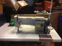 Industrial Walking Foot. Highlead sewing machine