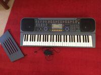 Casio CTK-601 Electronic Keyboard/Piano