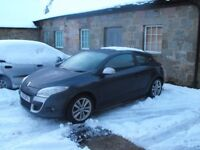 Renault Megane Coupe I Music