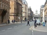 Glasgow City Centre / Merchant City.. 1 Bed Apartment for Rental - Overseas Students Welcome