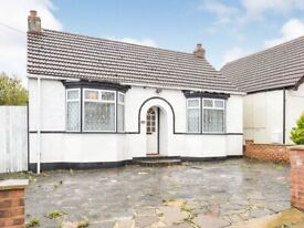 Spacious 2 bed bungalow in romdord part dss welcome