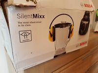 Bosch SilentMixx quiet blender