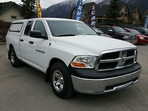 2011 Ram 1500 SLT 4.7 V8 Topper Ready for work *Canmore Chrysler