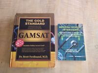 GAMSAT GOLD STANDARD BOOK and ISC INTERVIEW BOOK