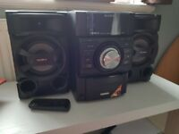 Sony MHC-ec69i hifi system cdplayer