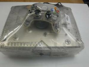 Original XBOX Crystal Edition. We Buy and Sell used video games and systems. 12428*