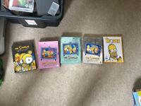 The Simpsons Boxset Bundle