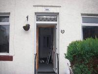 2 bed furnished ground floor flat in Stenhouse Avenue Edinburgh