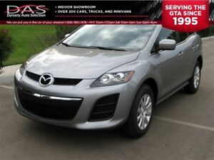 2011 Mazda CX-7 GX LEATHER/SUNROOF/ONLY 104.000KM