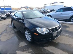 2010 Volkswagen Eos / CABRIO / COMFORTLINE / LEATHER / / S/ROOF