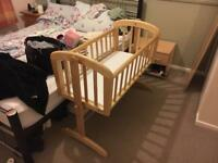 John Lewis Swing Crib