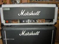 Marshall JCM 800 2203 LIMITED EDITION SILVER/GREY
