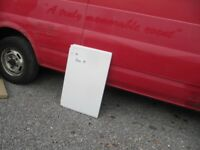 new white acrylic end panel for bath £10.00 or near offer