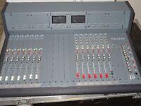Soundcraft Series 10 Audio Mixer