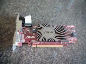 ASUS EAH5450 Graphics Card (1GB)