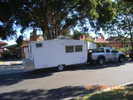 Caravan - Fifth wheel Conversion - Safe and Stable Towing Preston Darebin Area Preview