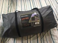 Eurohike Rydal 500 - 5 man tent used once - Test and bring back if not satisfied