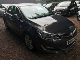 Vauxhall Astra 1.6 CDTi SRi (s/s) 5dr FREE 1 YEAR WARRANTY, NEW MOT £5,995 p/x welcome