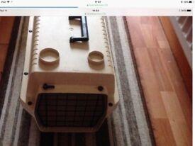 Pet carrier cat/dog etc